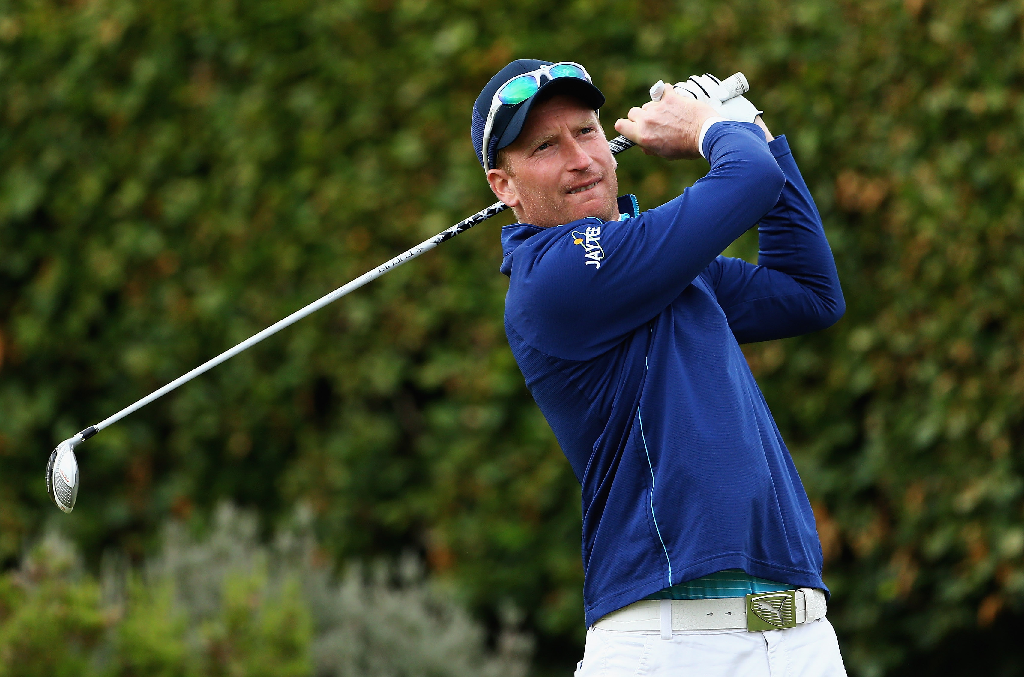 Steven Tiley (ENG) leading qualifier at Local Final Qualifying - Credit R&A